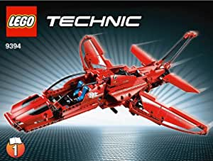 Lego technic 9394 jeu de construction l 39 avion - Jeux de construction lego technic ...