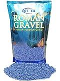 Pettex Roman Gravel Aquatic Roman Gravel, 2 Kg, Mediterranean Blue