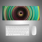 Tappetino per mouse pad da scrivania di grandi dimensioni creativo