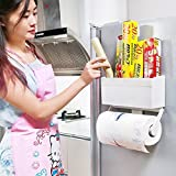 Sterling's Multipurpose Refrigerator 2-IN-1 Combination Storage Rack, Tissue - Best Reviews Guide