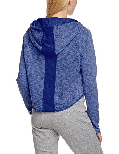 Under Armour Rollick Sweat-shirt à capuche Femme True Gray Bleu - Csp/Xry/Csp