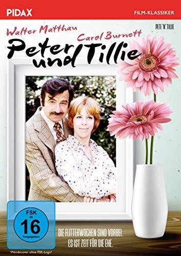 Peter und Tillie / Tiefgründige Ehe-Komödie mit Walther Matthau und Carol Burnett (Pidax Film-Klassiker)