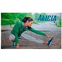 Lolapix Toalla Personalizada Algodón con Foto, Diseño o Texto. Un Regalo Original y Exclusivo