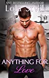 Anything For Love (The Hunter Brothers Book 1)
