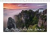 Bastei - Sächsische Schweiz (Wandkalender 2020 DIN A4 quer): Elbsandsteingebirge (Monatskalender, 14 Seiten ) (CALVENDO Natur) -