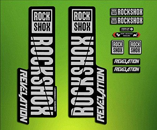 Bicycle Accessories Sporting Goods Aufkleber Gabel Rock Shox Pike Elx24 Aufkleber Aufkleber Aufkleber Decals