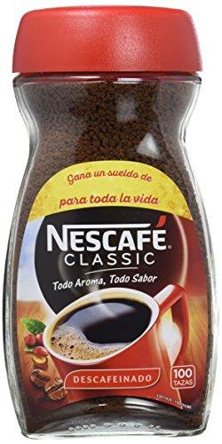 Nescafé Classic Descafeinado Café...