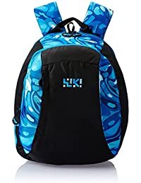 Wildcraft 26 Ltrs Blue Casual Backpack (Wiki Helio New)