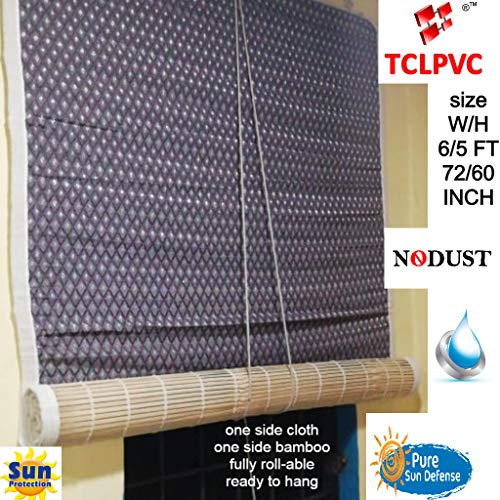 check MRP of bamboo window curtains TCLPVC