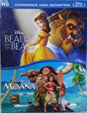 Moana & Beauty and the Beast