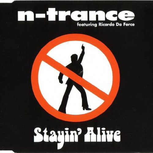 Blow Up (Intercord) Stayin' Alive '95