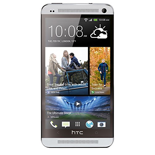 Deutsche Telekom Telekom HTC One 4.7Zoll Single SIM 2GB 2300mAh Silber - Smartphones (11,9 cm (4.7 Zoll), 1920 x 1080 Pixel, 1,7 GHz, 2 GB, Android, Silber)