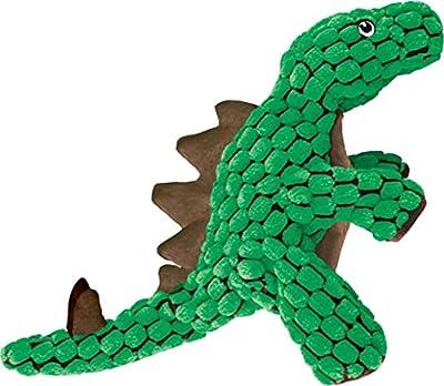 KONG Dynos Stegosaurus Dog Toy