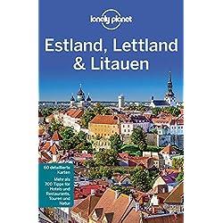 Lonely Planet Reiseführer Estland, Lettland, Litauen (Lonely Planet Reiseführer Deutsch) Autovermietung Estland