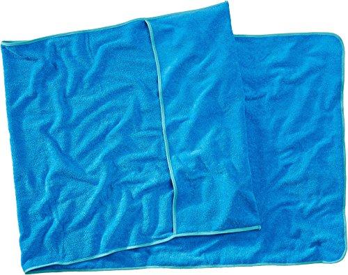 Sowel - telo lettino mare, asciugamano mare, bagno, sauna, 220x80 cm, 100% cotone, donna e uomo,