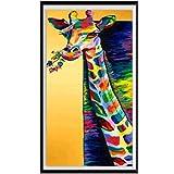 Mumuj-diamant Bild 5D Diamant Rhinestone Kleben Stickerei Kreuzstich Malerei Kreuzstich für Wohnzimmer, Schlafzimmer, Arbeitszimmer usw. Haus Dekor Stickvorlage Kreuzstich Stickbild 20 x 50 cm