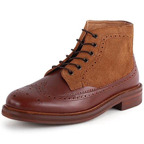 H By Hudson Hemming Shoes - Tan brown