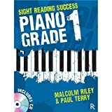 Malcolm Riley/Paul Terry: Sight Reading Success - Piano Grade 1 - Sheet Music, CD