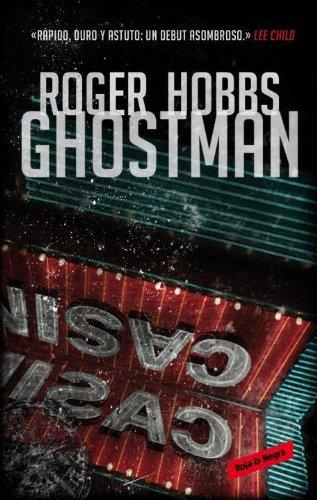 Ghostman (ROJA Y NEGRA) de ROGER HOBBS (3 oct 2013) Tapa blanda