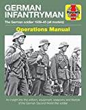 German Infantryman Manual (Haynes Manuals)