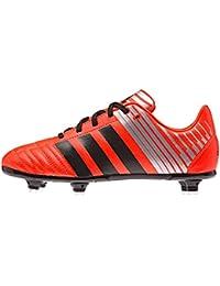 adidas regular Kakari SG Junior Botas de rugby, naranja, Child Size 10