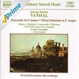 Vanhal: Missa Pastoralis / Missa Solemnis