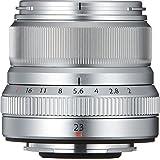 Fujifilm FUJINON XF23mm F2 R WR Objektiv silber