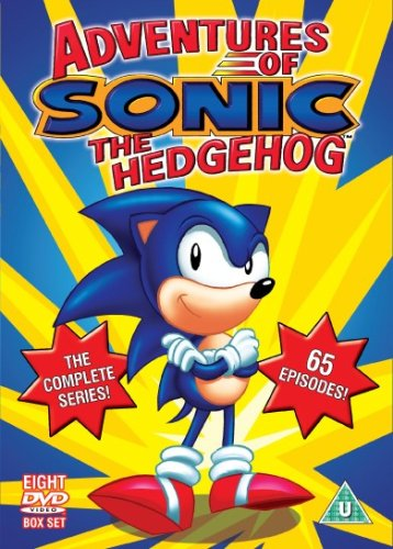 Image of The Adventures Of Sonic The Hedgehog [2007] [DVD]