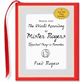 Wisdom: World According to Mr. Rogers (Mini Books) (Charming Petites)