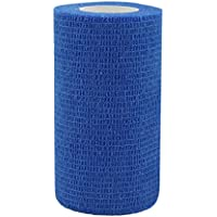 STpro Selbstklebender Verband Tape Fixierverband Selbsthaftende Bandage Tape Haftbandage 10cm x 12 Stück Blau... preisvergleich bei billige-tabletten.eu