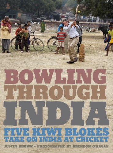 Bowling Through India (Travel) (English Edition)