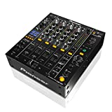 Pioneer DJM-850-K 4-Kanal High-End-Digitalmixer, schwarz