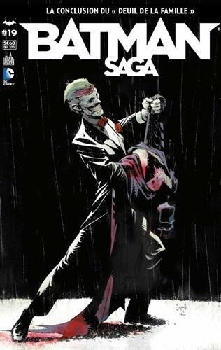 Batman Saga N° 19