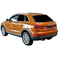 Sun protezione privacy degli finestra nero Audi Q3costruzione 2011- Art 28494–5Solarplexius