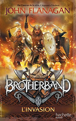 Brotherband - Tome 2 - L'Invasion