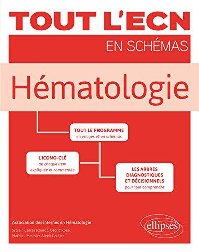 Tout l'ECN en Schémas Hématologie par Sylvain Carras
