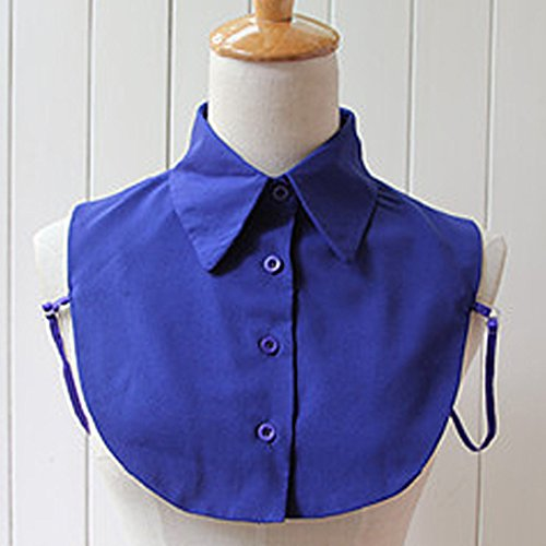 YAKEF Camicia - Donna Blue