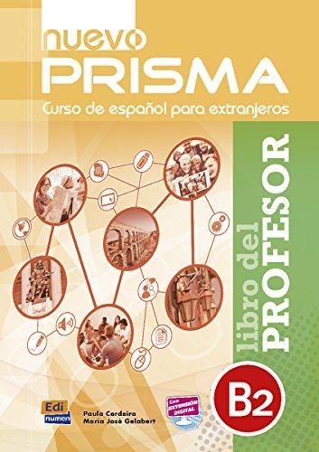 nuevo Prisma B2 - Libro del profesor por Mª José Gelabert