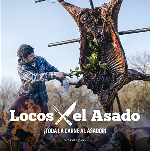 ¡Toda la carne al asador! (Spanish Edition)