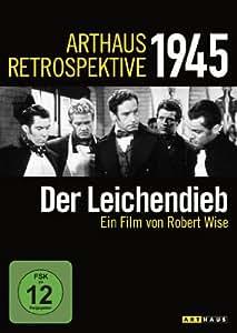 Arthaus Retrospektive 1945 - Der Leichendieb