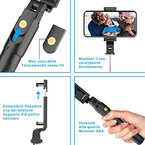 Zoom IMG-4 fappen bastone selfie treppiede 3