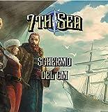 Asterion - 7th SEA : SCHERMO DEL GM Gioco Di Ruolo Italiano
