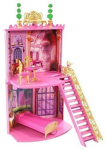 Barbie - R0829 - Accessoire Poupée - Château Secrets et Surprises