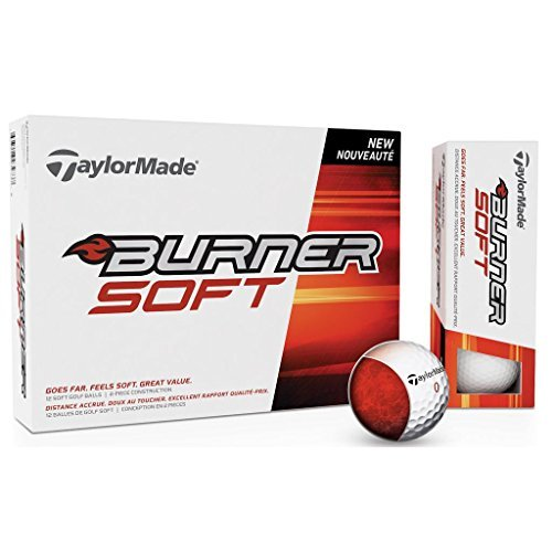 2015-taylormade-burner-soft-mens-golf-balls-white-1-dozen