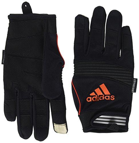 Adidas-Guanti da allenamento, colore: arancione, S