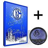 FC Schalke 04 Kalender, Adventskalender, Weihnachtskalender 2012 S04