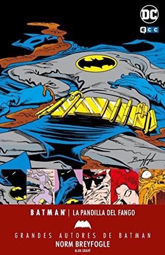Descargar Libro Grandes autores de Batman: Norm Breyfogle – La pandilla del fango de Alan Grant
