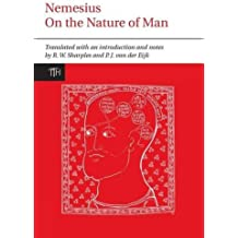 Nemesius: On the Nature of Man