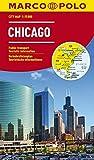 MARCO POLO Cityplan Chicago 1:15 000: Stadsplattegrond 1:15 000 (MARCO POLO Citypläne) -