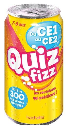 Quiz Fizz - Du CE1 au CE2